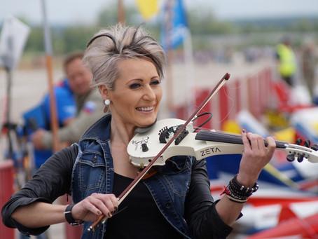 Вива Скрипка вновь на нашем фестивале!