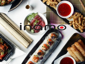 Inamo Launch Plus Ten Exclusive £19.95 Groups Menu