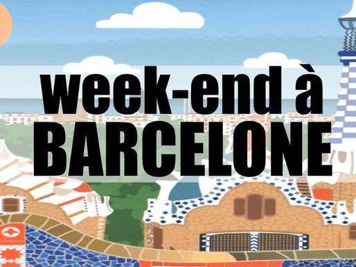 Barcelone en 3 jours : Monuments et sites incontournables