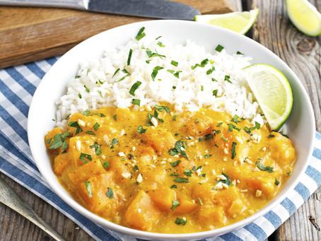 Thai Butternut Squash Curry Recipe