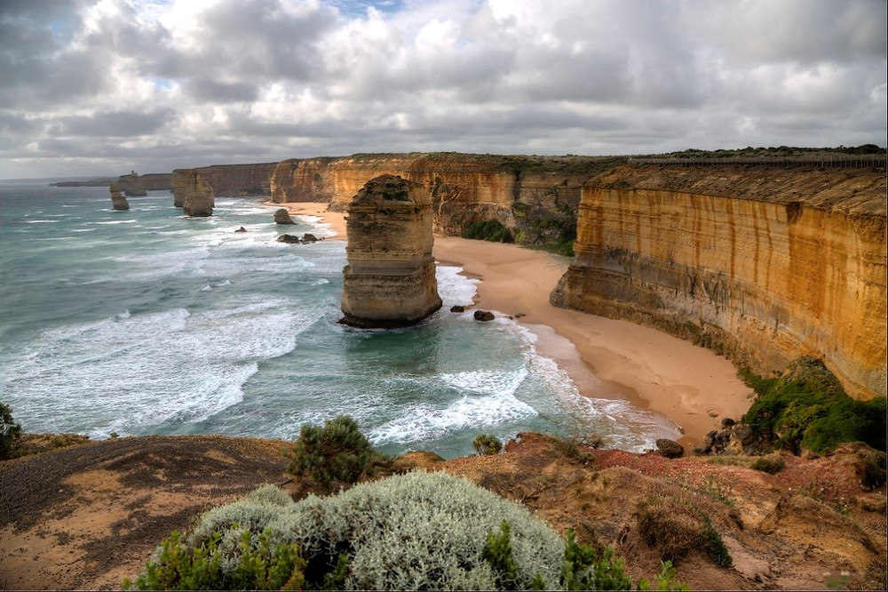 visiter LES 12 APOTRES australie