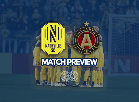 MATCH PREVIEW: Nashville SC v Atlanta United