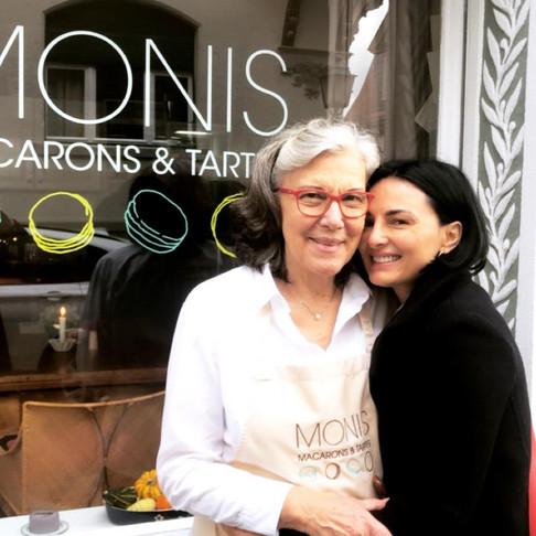 Monis Macarons & Tartes: lecker