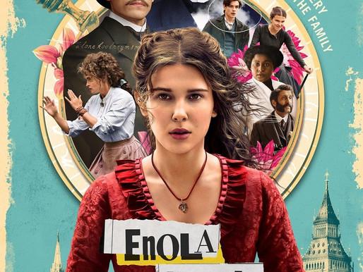 Enola Holmes - Netflix Film Review