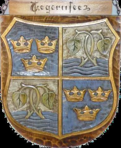 Wappen der Stadt Tegernsee