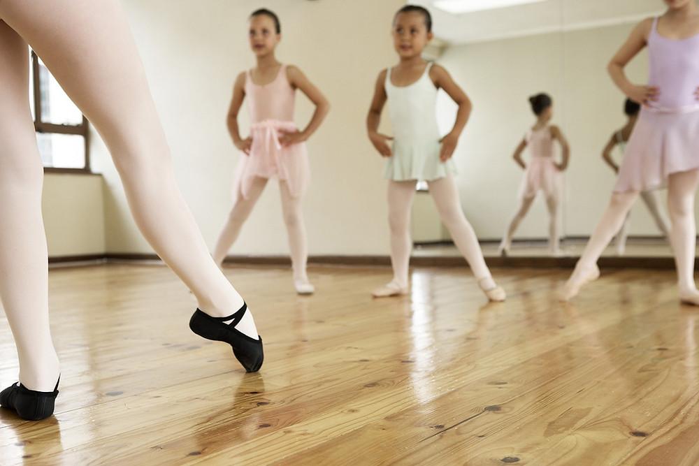 La danse classique comme « outil » artistique et thérapeutique de réadaptation physique