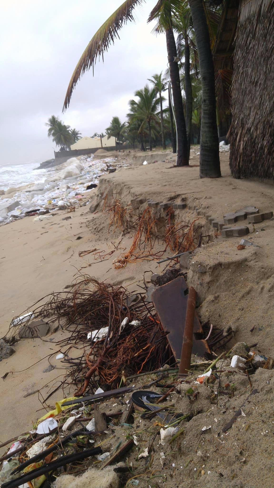 Hoi An S Cua Dai Beach Erosion
