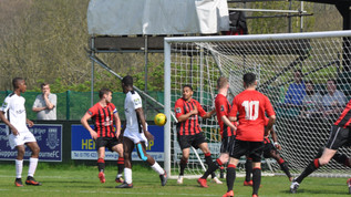 Match report - frustration after defeat at Sittingbourne