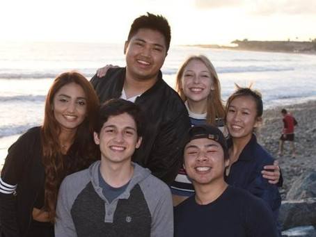 Spring Retreat 2018 - San Onofre State Beach