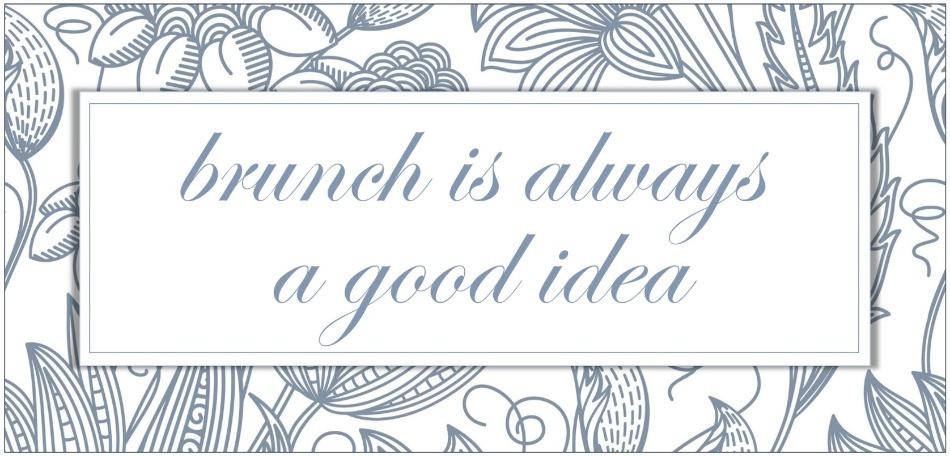 Bunch is always a good idea