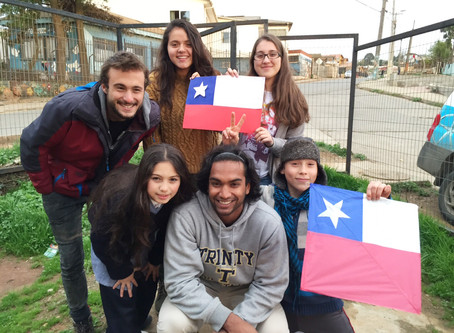 Celebrating Chile's Independence Day