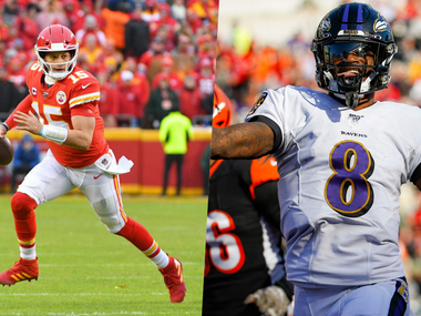 Lamar Jackson or Patrick Mahomes? Which QB Will Establish Themselves as the NFL's Best in 2020?