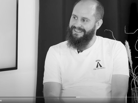 """Fächerbräu im Podcast bei """"Was isch los?"""""""