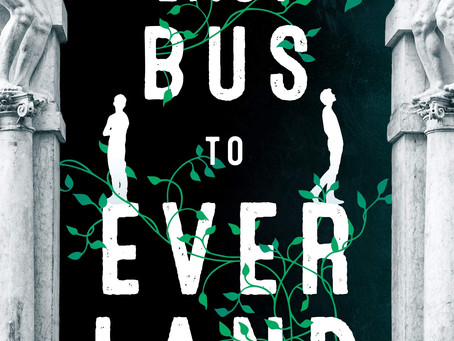 Book Review: Last Bus to Everland by Sophie Cameron