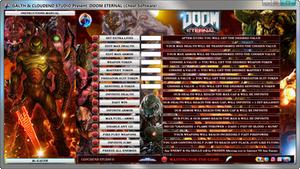 cloudend studio, Doom Eternal, Doom, Doom Eternal codes, Doom Eternal Tricks, Doom Eternal Trainer, Doom Eternal Mods, Doom Eternal Cheats, cheats trainer, super cheats, cheats, trainer, codes, mods, tips, steam, pc, cheat engine, cheat table, save editor, free key, tool, game, dlc, 100%, FearlessRevolution, wemod, fling trainer, mega dev, mega trainer, rpg, achievements, cheat happens, читы, 騙す, チート, 作弊, tricher, tricks, engaños, betrügen, trucchi, news, ps4, xbox, Youtube Game, hack, glitch, walkthrough, fps, shooter,