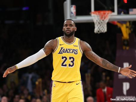 Fantasy Basketball Recap: Week 11
