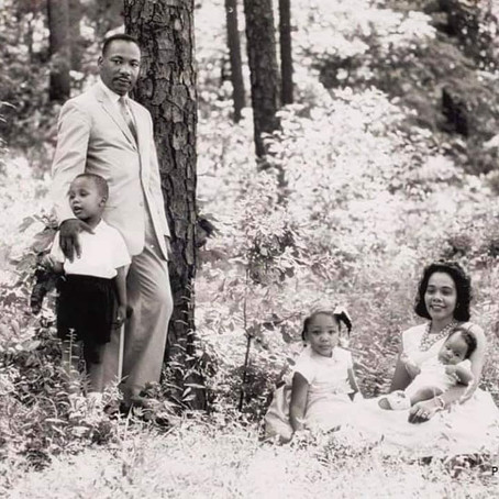 Happy Birthday MLK!