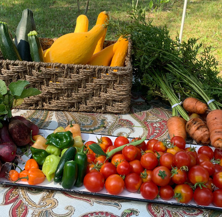 Market Fresh Veggies