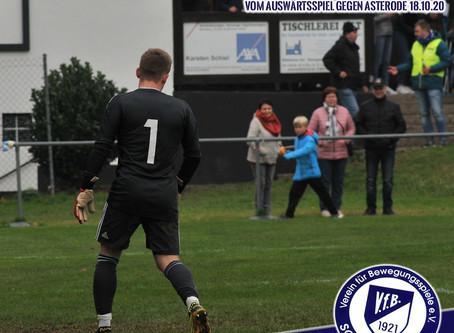 Bilder der 1.Mannschaft vom Spiel gegen SG Asterode/Christerode/Olberode