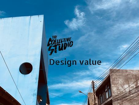 คุณค่าของงานออกแบบคืออะไร