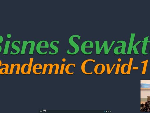 3 Tips Bisnes Shaklee Di Musim Koronavirus atau Covid-19