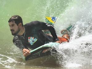 Uri Valadão, o baiano multi campeão no bodyboarding, com foco e força em 2020