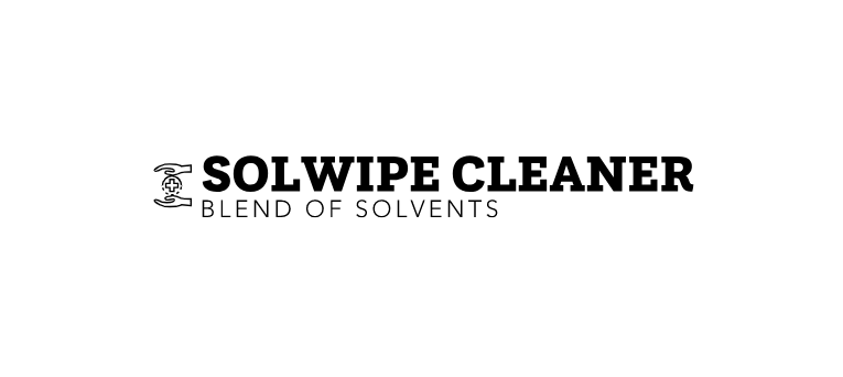 SOLWIPE CLEANER BLEND OF SOLVENTS
