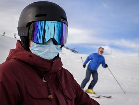 Un exemple à suivre ? Les stations de ski suisses sont ouvertes malgré la COVID