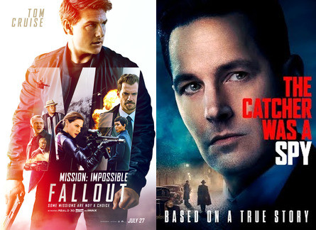 YIN/YANG REVIEW: Mission: Impossible - Fallout / The Catcher was a Spy