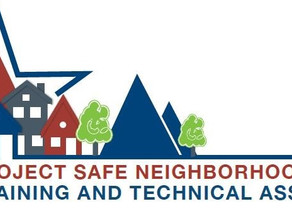 FY 2020 Project Safe Neighborhoods Grant Solicitation is Released