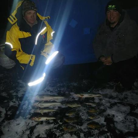 Long Prairie, MN Ice Fishing