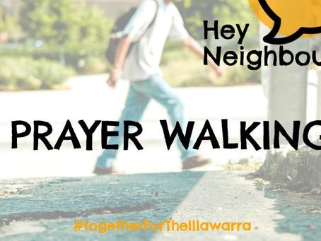 RESOURCES: Prayer Walking