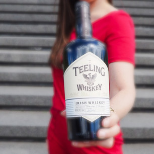 Up close and personal with Teeling Whiskey's European Brand Ambassador Chris Hayes
