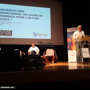 L'universalisme proportionné, un cadre de référence pour l'action sociale ?