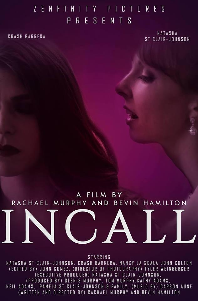 INCALL short movie poster