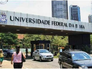 Campo de futebol na UFBA é fechado pela Sedur