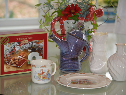 Fine China Brands at the Thrift Store