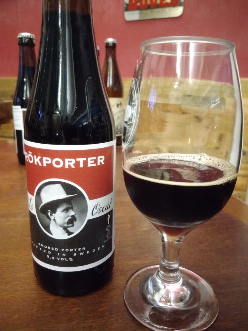 Cerveja Smoked Porter