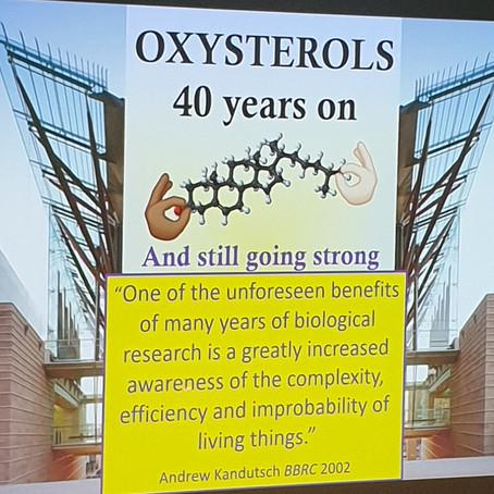 Oxysterols meeting in Edinburgh