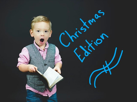 There's a Book – Christmas Edition