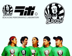 代表所属のダンスチーム「BLACK JOKE」がプロデュース