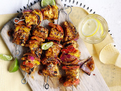 Indian Chicken Kebabs