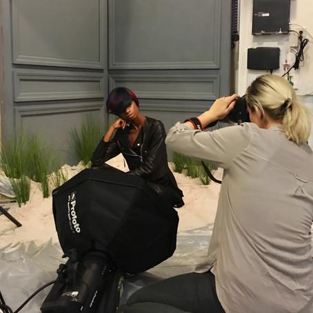 Behind the Scene with Daryna Barykina