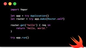 Vapor 3 ile ServerSide Swift'e Giriş