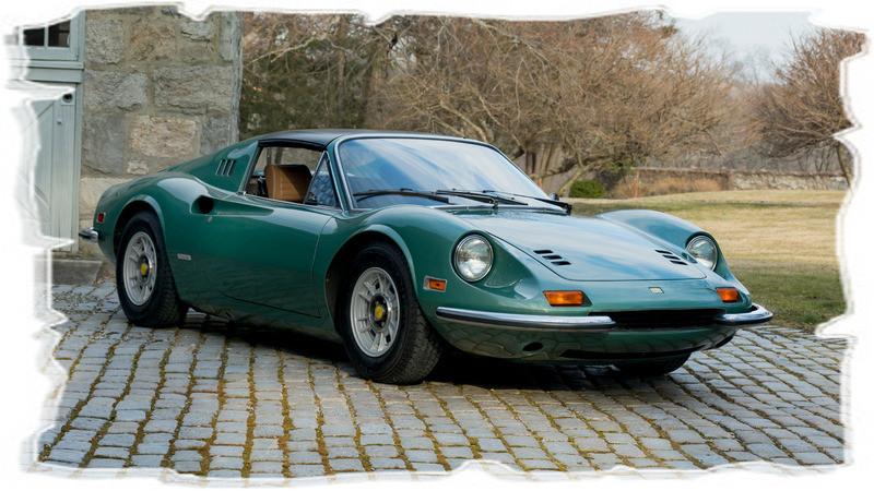Странная история Ferrari Dino | Rock Auto Club