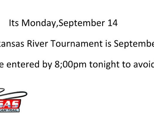 Arkansas River-NLR
