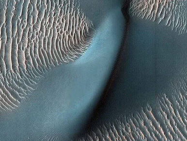 NASA Shared Some Images of Mars You Can Wallpaper