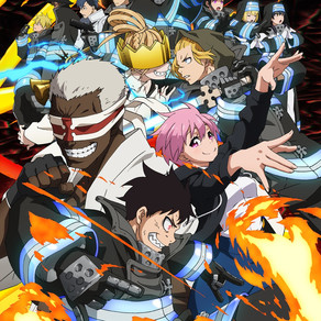 KANA-BOON INTERPRETARA EL NUEVO OPENING DE FIRE FORCE