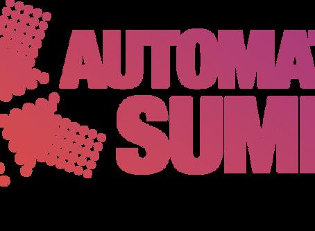 Möt oss på Automation Summit 2019