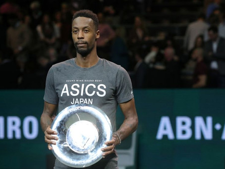 MONFILS (FRA) WINS 10TH TITLE IN ROTTERDAM